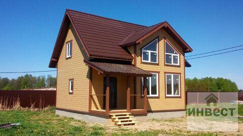 Продается 2-х этажный добротный новый загородный дом