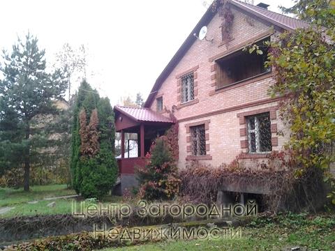 Дом, Щелковское ш, 28 км от МКАД, Свердловский пгт (Щелковский р-н), .