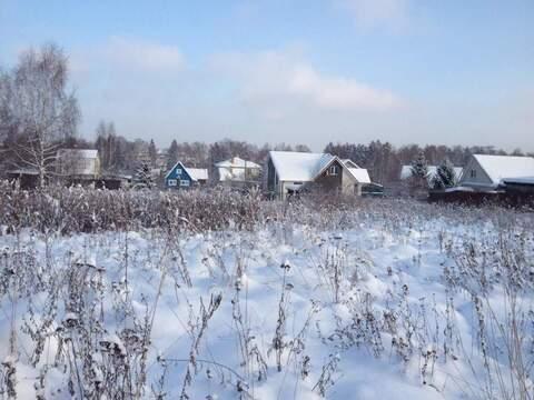 Продажа участка, Аксенчиково, Чеховский район