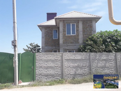 Дом 107 м на участке 5 сот.
