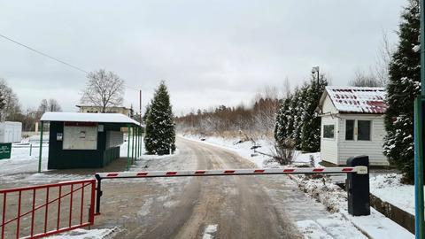 Рублево-Успенское ш. 30км. Охраняемый кп «Назарьево» лесной участок 12