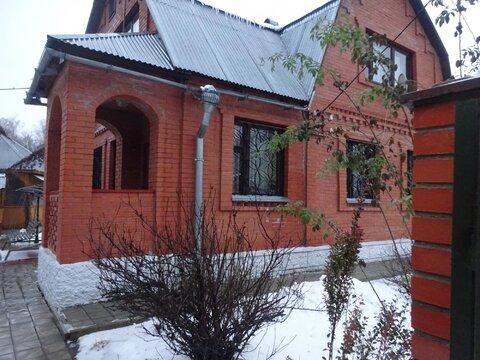 2 дома 220 кв.м. в СНТ «Магистраль» Серпуховского района.
