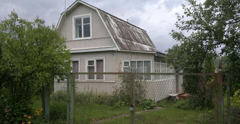 Продается 2х этажная дача 48 кв.м. на участке 6 соток