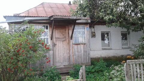 Продается кирпичный 1-комнатный дом в с. Мокрое