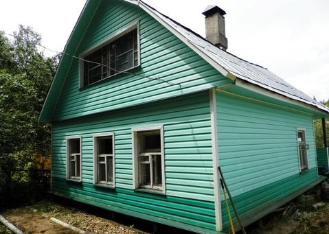 Продается 2х этажная дача 60 кв.м на участке 6 соток