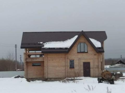 Деревянный новый дом 175 кв.м.в Кондратово