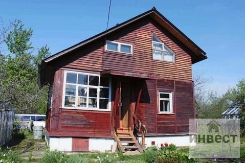 Продается 2х этажная дача 50 кв.м на участке 6 соток