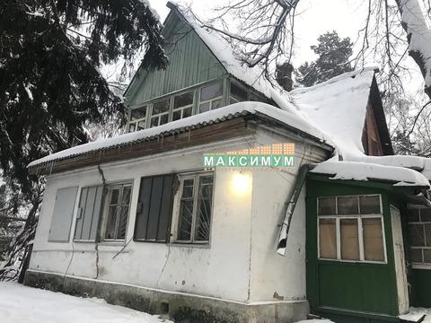 Продажа дома с участком в черте г. Домодедово