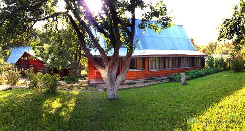 Ухоженный капитальный дачный дом с баней в городе Волоколамске МО