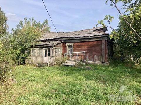 Продажа участка 13 соток с домом Щёлково, ул. Потаповская