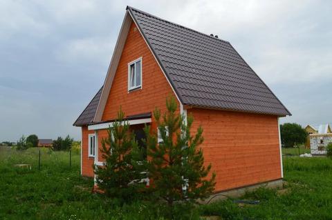 Продам 2-х этажный новый дом в селе Речицы по улице Садовая.