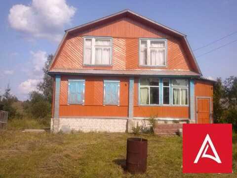 Дом д. Твердякино, Тверская область, Осташковский район