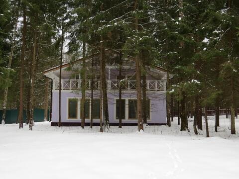 Дом 250 кв.м, Участок 50 сот. , Волоколамское ш, 60 км. от МКАД.