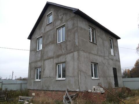 Дом 130 кв.м, Участок 10 сот. , Щелковское ш, 17 км. от МКАД.