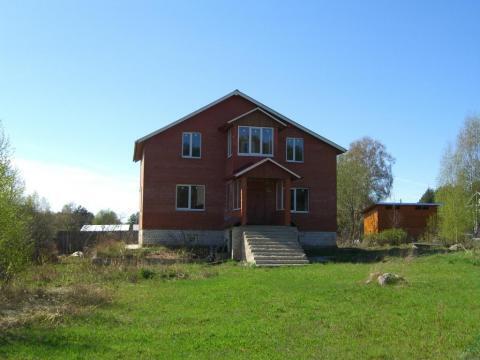 2-х эт. дом 250 кв.м, рядом с р.Волга, д.Ушаковка