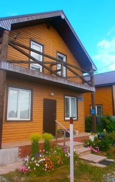 Дом 130 кв.м. на участке 5 сот. с. Осиново, ул. Кооперативная