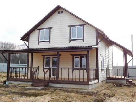 Дача дом в Боровском районе Калужской области возле леса