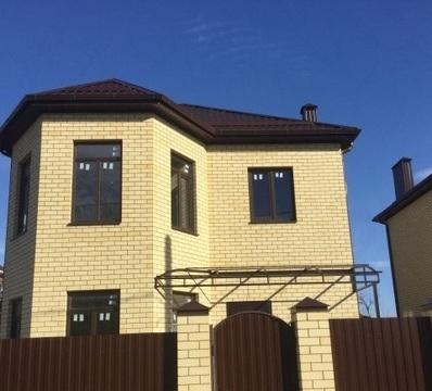 Кирпичный 2-эт. дом продается (черта города)