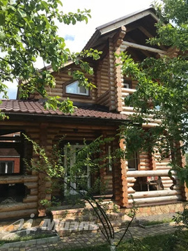 Продается дом из бруса