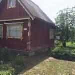Продаётся Дача, щитовой деревянный, на участке 6 сот. 124 км от МКАД