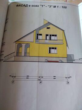 Дом на земельном уч-ке 10 соток в Кашире, М.О. (на Пушкарке)