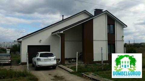 Купить дом в городе, полная отделка, гараж