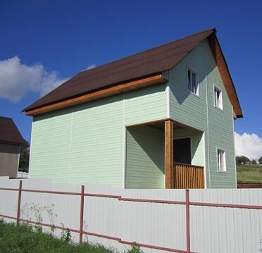 Купить дом из бруса в Истринском районе д. Ядромино (ЛПХ