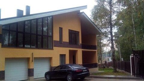 Дом по Калужскому шоссе 5 км от МКАД