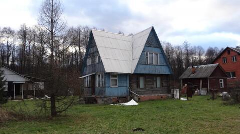 Дом 100 кв.м, Участок 13 сот. , Калужское ш, 50 км. от МКАД.