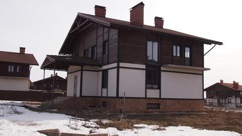 Дом 390 кв.м в 40 км от МКАД по Дмитровскому шоссе