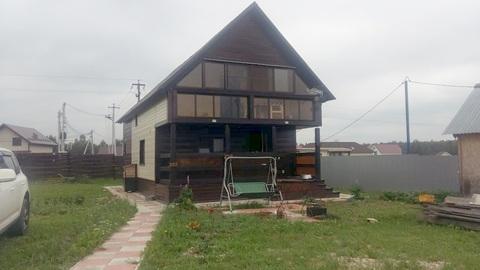 Дом, Мажайское шоссе, д. Захарьино-3