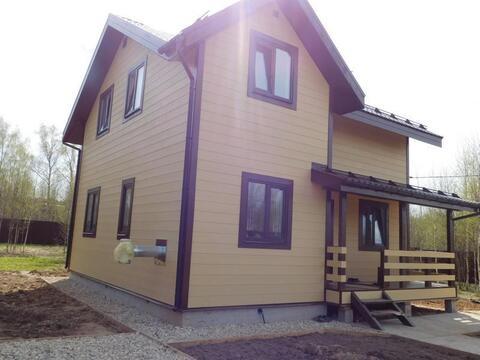 Зимний загородный дом СНТ Сатино д. Сатино 12 соток «под ключ»