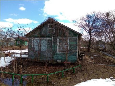 Продам земельный участок и садовый домик в с/т Волжанка Кимрский район