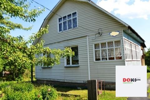 Продается бревенчатый дом 80 кв.м. на участке 24 с в г. Шатуре