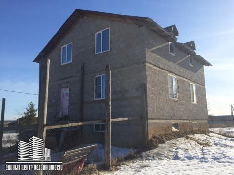 Дом 300 кв.м, д. Тефаново (Дмитровский район)