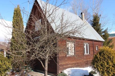 Домодедово, Белые Столбы, дом 62м2