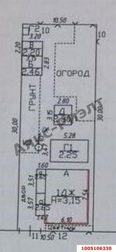 Продажа дома, Краснодар, 2-й Гаражный