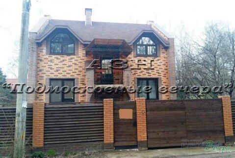 Ярославское ш. 20 км от МКАД, Пушкино, Коттедж 300 кв. м