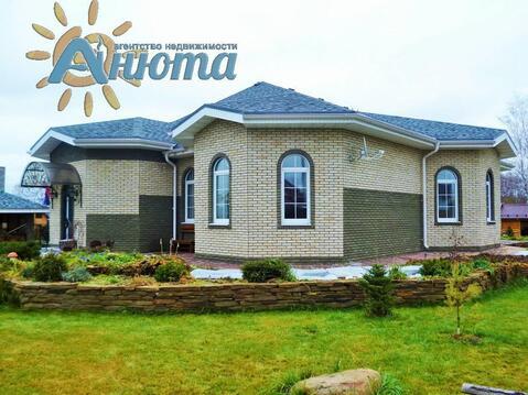 Продается каменный дом в Жуковском районе Калужской области.