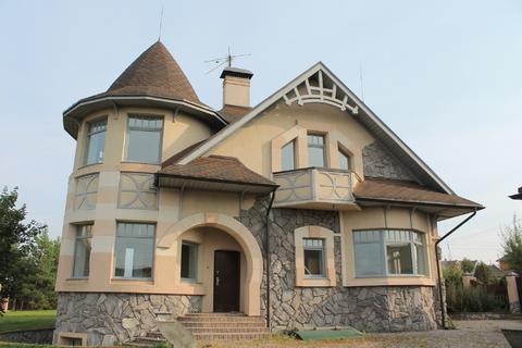 Красивый дом. Дмитровское шоссе, д. Лупаново. Недорого!