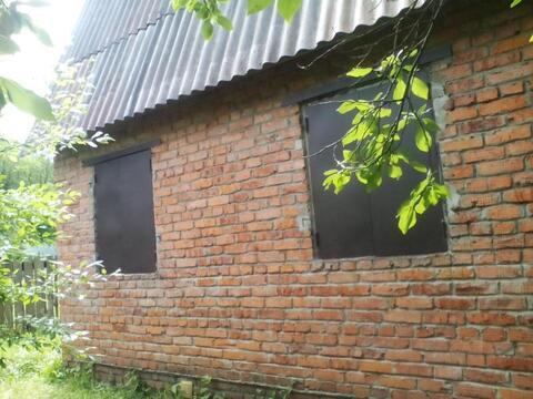 Дом 40кв.м. с участком 10сот. в д. Аладьино, Каширского района, .