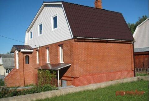 Продам хороший дом в СНТ рядом с Тимоново.