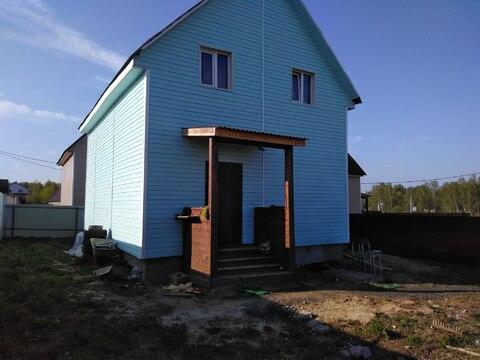 Купить дом из бруса в Чеховском районе д. Аксенчиково