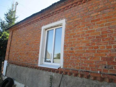 Дом кирпичный пл. 60 кв.м. на уч. 12 сот. ул. Свердлова г Киреевск