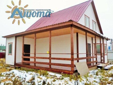 Продается дом близ города Белоусово Жуковского района.