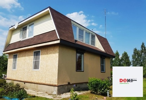 Продажа дома в деревне Поповская Егорьевский район