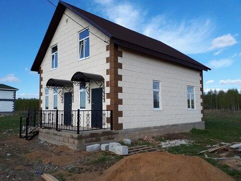 Новый зимний дом в городском округе Переславль-Залесский