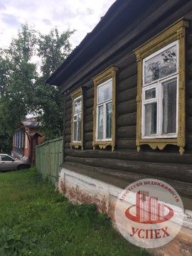 Продается Дом участок в г. Серпухов, ул. Театральная, 13