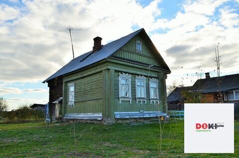 Дом в д.Парыкино на 32-х сотках