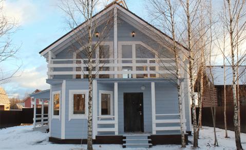 Дом зимний со всеми коммуникациями в Верховье Жуковского района.
